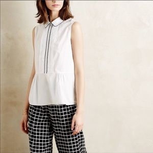 Anthropology HD by Paris Peplus White Top